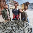 Die Kids in Stralsund