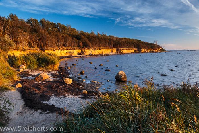 natüricher Strand auf der Insel Poel, Ostsee