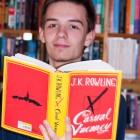 Esra und Joanne K. Rowlings Buch
