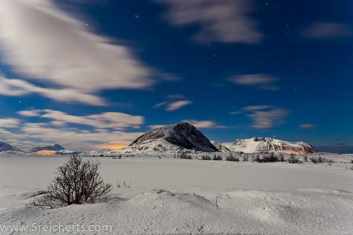 Vollmondnächte, Lofoten