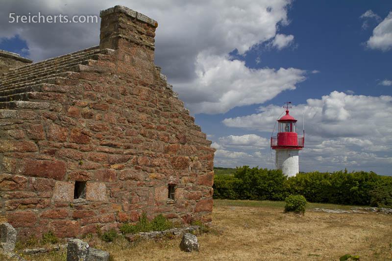 Phare de Port Manec'h, Bretagne