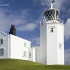 Lizard Point Lighthouse, Cornwall, Großbritannien