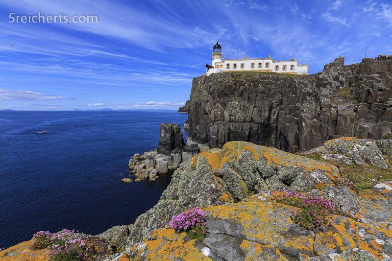 Neist Point Lighthouse, Schottland