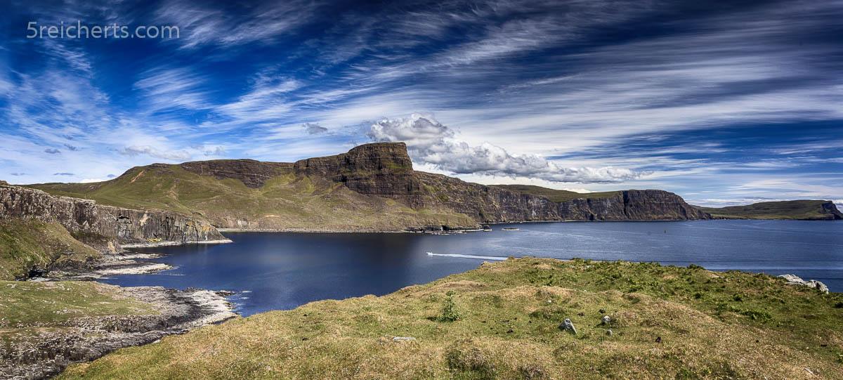 Blick vom Leuchtturm aus, Neist Point, Isle of Skye, Schottland