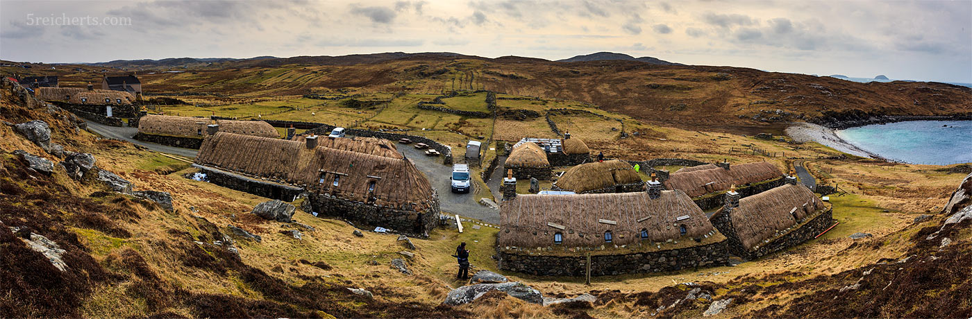 Blackhouse Village, Isle of Lewis