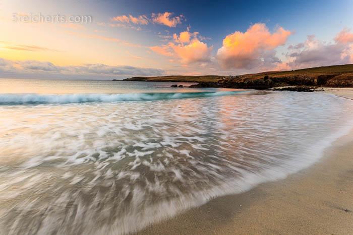 St Ninian Beach, Shetland