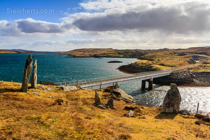 Brücke nach Great Bernera
