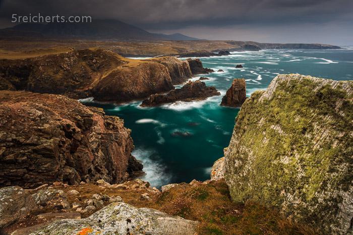 Küste bei Mangersta, Uig, Isle of Lewis