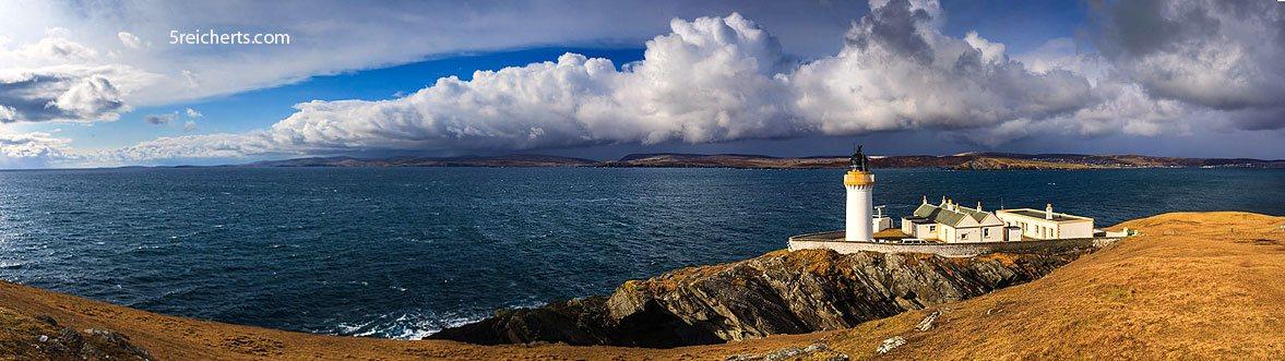 Bressay Leuchtturm, Shetland