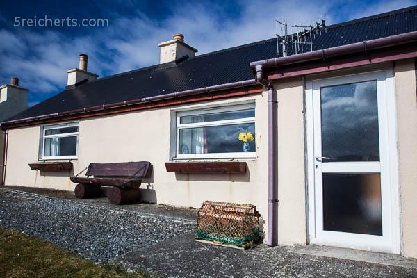 Highmount Cottage, Burra Shetland
