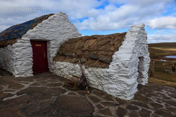 Easthouse Crofthouse, Insel Burra, Shetland