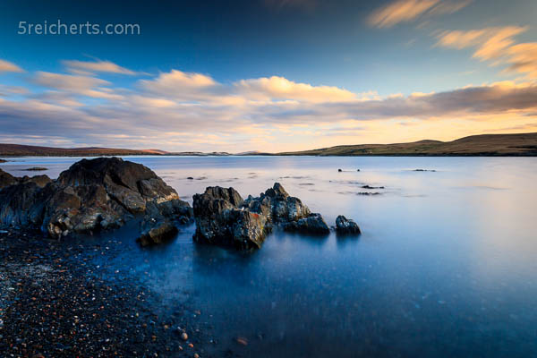Küste, Burra, Shetland