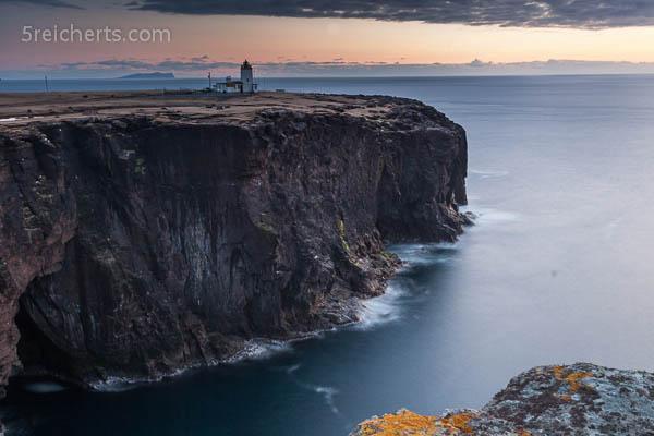 Klippen und Leuchtturm, Eshaness, Shetland