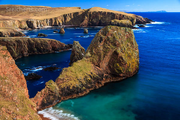 Klippen, Shetland