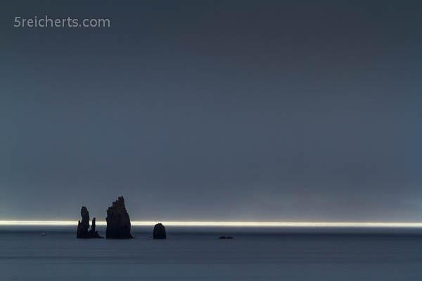 Eshaness, Vulkan, Shetland