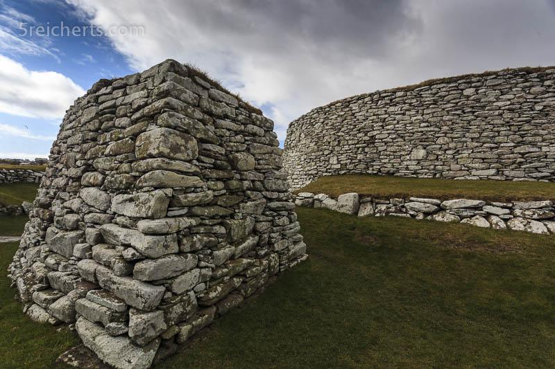 Clickmin Broch, Lerwick, Shetland