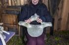 Jan und der Walwirbel, Shetland