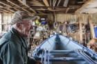 Tommy und sein Boot, Shetland