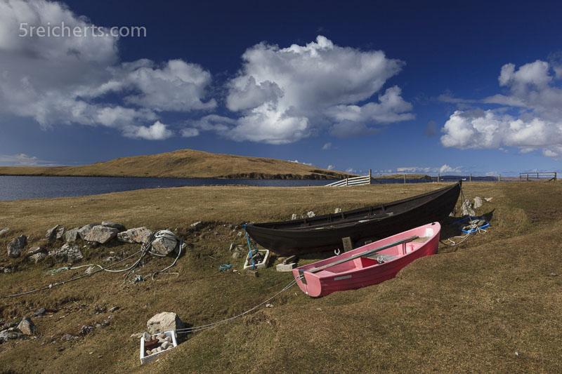 Boots Kontrast, Burland Croft Trail, Shetland