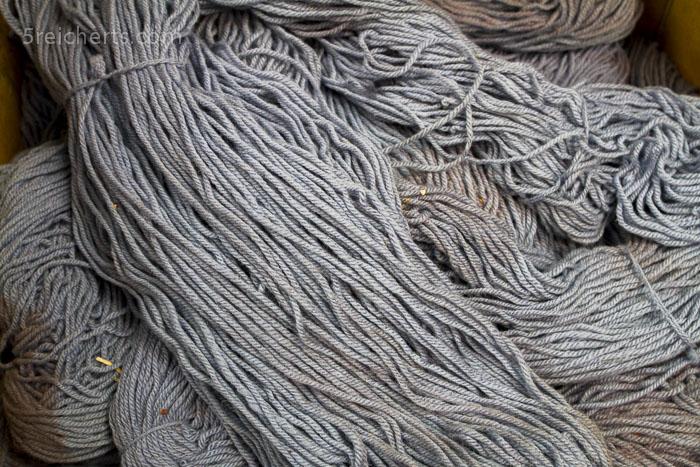Wolle Jamieson, Shetland