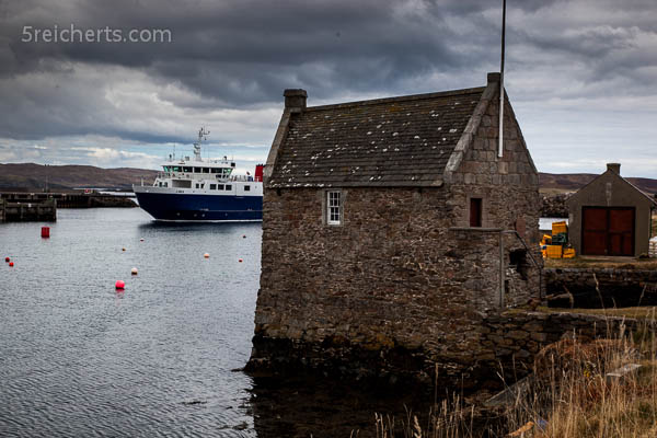 Insel Whalsay, Shetland