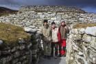 Der Broch von Clickimin, Lerwick, Shetland