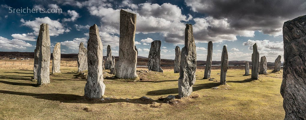 standing stones of Calanish, Isle of Lewis