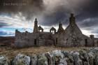 Dramatische Wolken inklusive, Windhouse, Yell, Shetland
