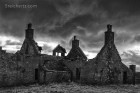 Most haunted house - the Windhouse, Shetland - die Geister kommen!