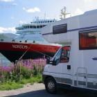 Mit dem Wohnmobil in Norwegen