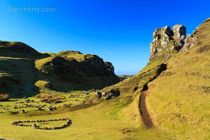 Fairy Glen, Isle of Skye