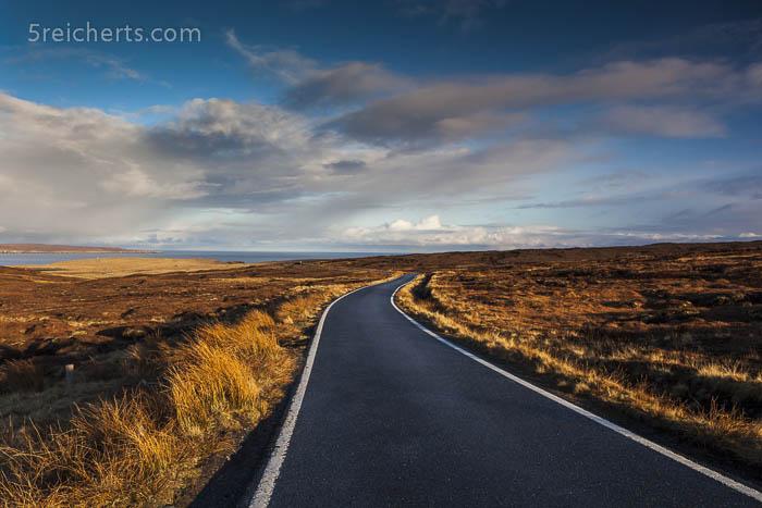 Rushhour in Shetland
