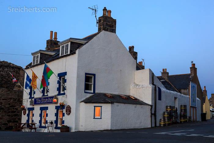 Portsoy, Schottland