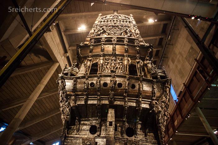 Die Vasa, Stockholm