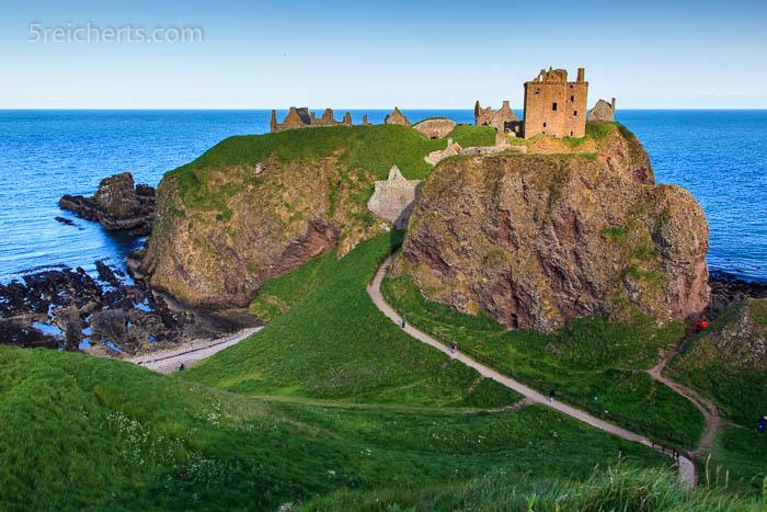 Dunnotar Castle, Schottland