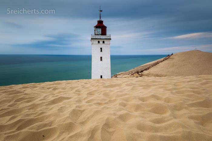 Rubjerg Knude und Sand