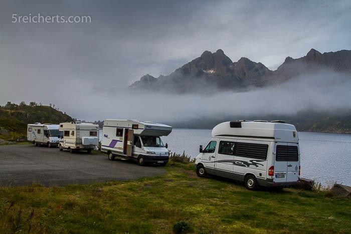 Treffen am Fjord