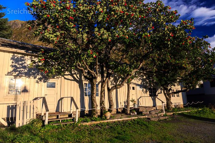 Friisgården in Ramberg