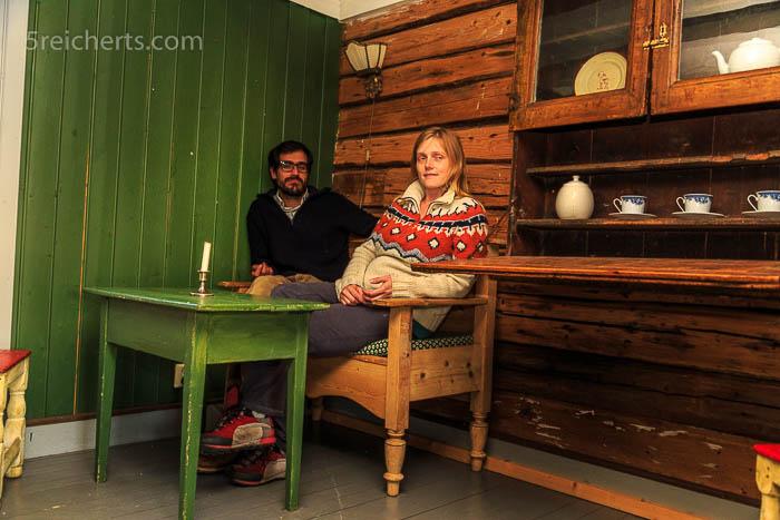 Henning & Lisa im Friisgården