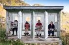 Eine Ökotoilette mit einer Story - Litløy