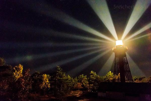 Ein außergewöhnliches Leuchtturmlicht