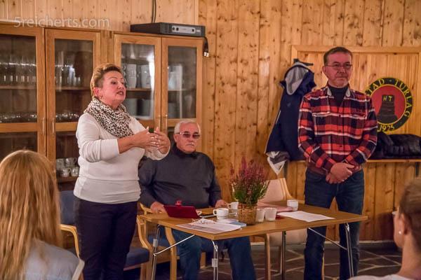Rimmer erklärt, wie ihre ganze Familie als Heiler arbeitet