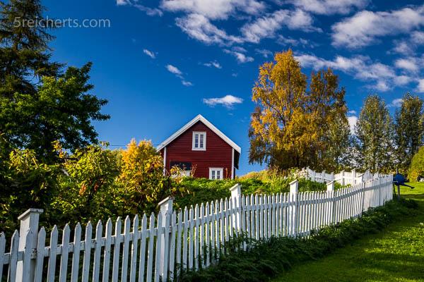 so typisch Norwegen, was?