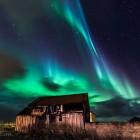 Nordlichtfotografie Teil 3 - Eine Nordlichtnacht in Fotos, Bø auf den Vesterålen