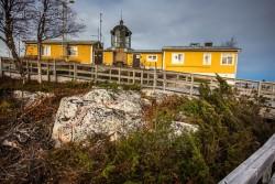 Bjuröklub in Nordschweden bei Löv'ånger, nördlich vom Umeå