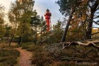 Leuchtturm bei Sandhammaren, Schweden