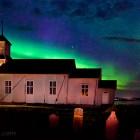Kirche in Hov, Lofoten