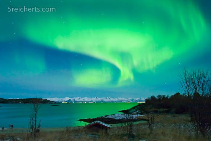November, Tysfjord