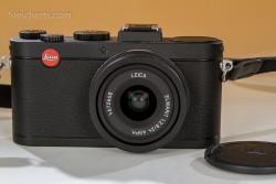 Leica X2 Frontansicht
