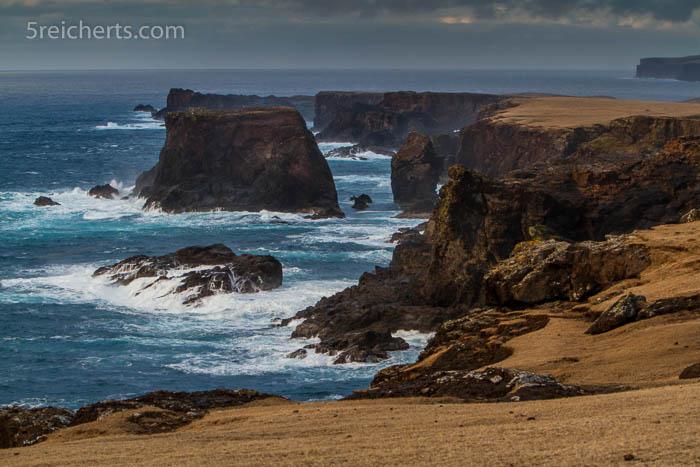 Eshaness, Shetland,